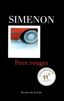 Feux rouges - Georges Simenon