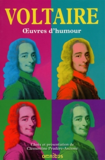 Oeuvres d'humour - Voltaire