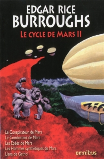 Le cycle de Mars | Volume 2 - Edgar Rice Burroughs
