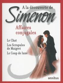 A la découverte de Simenon - GeorgesSimenon