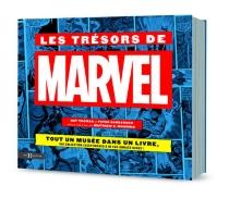 Les trésors de Marvel : un livre collector avec des fac-similés et des reproductions de documents rares ! - PeterSanderson