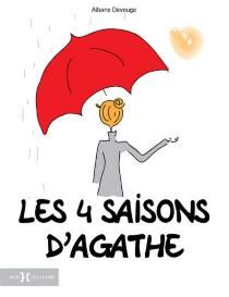 Les 4 saisons d'Agathe - AlbaneDevouge