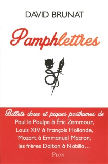Pamphlettres - David Brunat