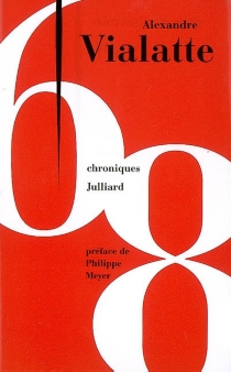 Chroniques 68 - AlexandreVialatte