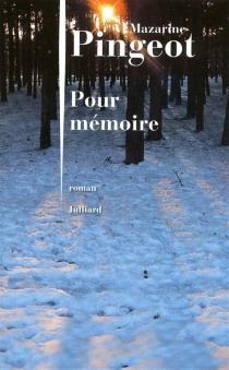 Pour mémoire - MazarinePingeot