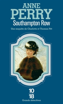 Southampton Row - Anne Perry