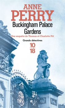 Buckingham Palace gardens - Anne Perry