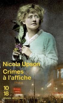 Crimes à l'affiche - NicolaUpson