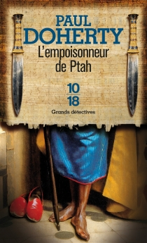 L'empoisonneur de Ptah - Paul CharlesDoherty