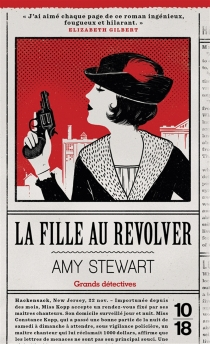La fille au revolver - AmyStewart