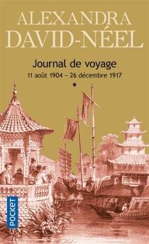 Journal de voyage - AlexandraDavid-Néel
