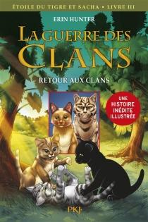 Etoile du Tigre et Sacha| La guerre des clans - DonHudson
