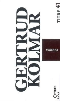 Susanna - GertrudKolmar