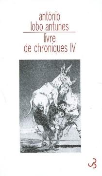 Livre de chroniques - António LoboAntunes