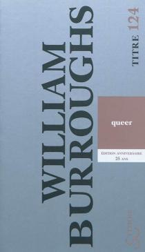 Queer - William SewardBurroughs
