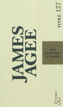 Une mort dans la famille - JamesAgee