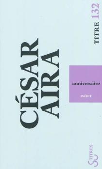 Anniversaire - CésarAira