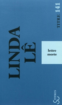 Lettre morte - LindaLê