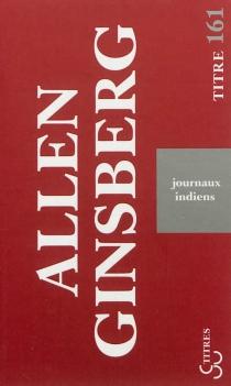 Journaux indiens - AllenGinsberg