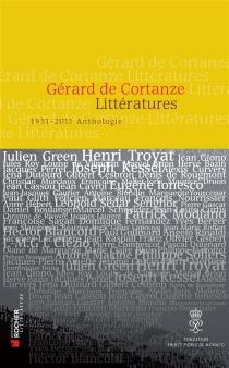 Littératures : 1951-2011, anthologie -
