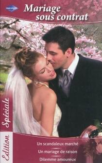 Mariage sous contrat - LindsayArmstrong