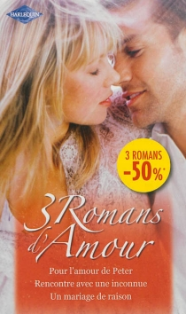 3 romans d'amour - Arlene James