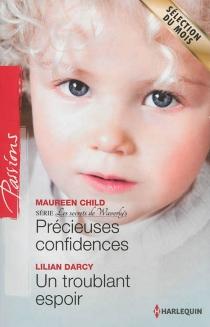 Précieuses confidences : les secrets de Waverly's| Un troublant espoir - MaureenChild