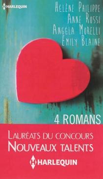 4 romans, lauréats du concours Nouveaux talents -