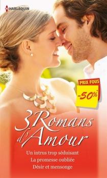 3 romans d'amour - RoxannDelaney