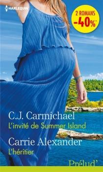 L'invité de Summer Island| L'héritier - CarrieAlexander