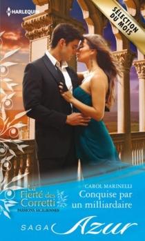 Conquise par un milliardaire : la fierté des Corretti, passions siciliennes - CarolMarinelli