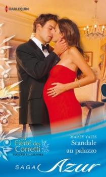 Scandale au palazzo : la fierté des Corretti, passions siciliennes - MaiseyYates