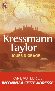 Jours d'orage - Kathrine KressmannTaylor