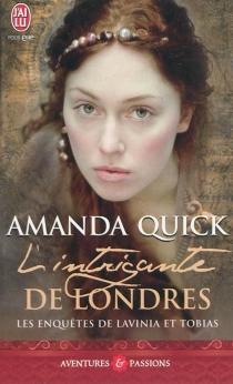 Les enquêtes de Lavinia et Tobias - AmandaQuick