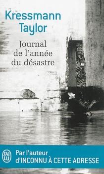 Journal de l'année du désastre - Kathrine KressmannTaylor