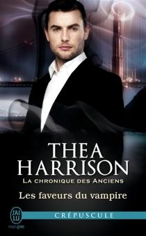 La chronique des anciens - TheaHarrison