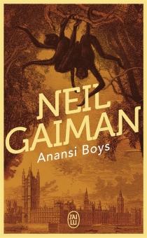 Anansi boys - NeilGaiman