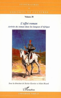 Itinéraires et contact de cultures, n° 38 -
