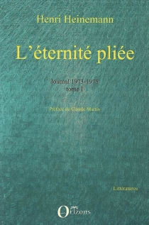 L'éternité pliée - HenriHeinemann