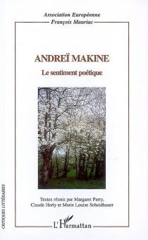 Andreï Makine, le sentiment poétique - Rencontres de la Cerisaie