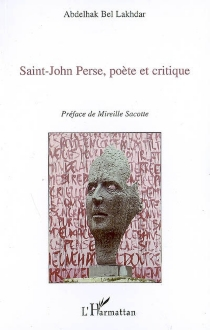 Saint-John Perse, poète et critique - AbdelhakBel Lakhdar