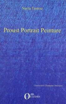 Proust portrait peinture - NaylaTamraz