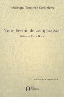 Notre besoin de comparaison - FrédériqueToudoire-Surlapierre