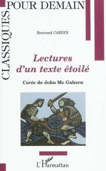Lectures d'un texte étoilé : Corée de John McGahern - BertrandCardin