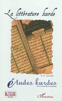 Etudes kurdes, n° 11 -