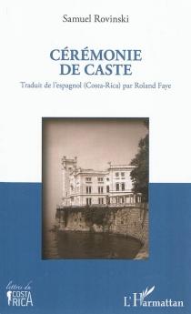 Cérémonie de caste - SamuelRovinski Gruszko