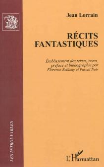 Récits fantastiques - JeanLorrain