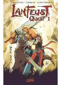 Lanfeust quest - Christophe Arleston