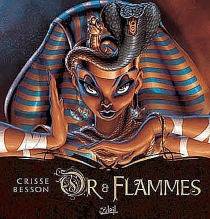 Or et flammes - Fred Besson