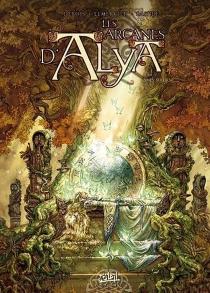 Les arcanes d'Alya - FrançoisDebois